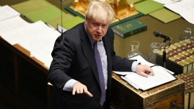 Photo of UK MPs reject Johnson's Brexit bill timetable, making Oct. 31 exit unlikely