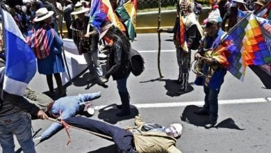 Photo of At least two dead in Bolivia post-election clashes: defense minister