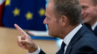 Photo of EU's Tusk tells Johnson to stop playing 'stupid blame game' on Brexit