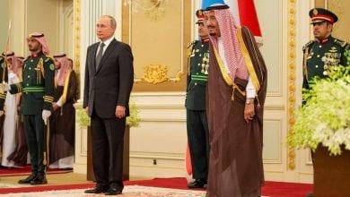 صورة بوتين في زيارة تاريخية للمملكة السعودية وسط ترحيب سعودي لافت ومشاريع استراتيجية