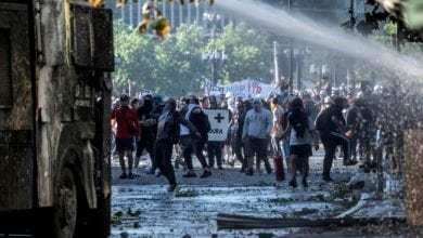 Photo de Chili: la crise sociale continue, et les policiers  déployés dans le pays