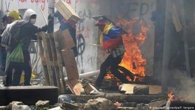 Photo of Ecuador president declares 'curfew' and 'militarization' in Quito