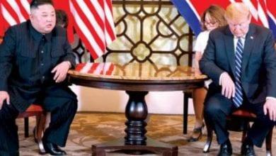 Photo de LÉchec des négociations nucléaires entre les États-Unis et la Corée du Nord
