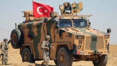 صورة مقتل أوّل جندي تركي في شمال شرقي سوريا