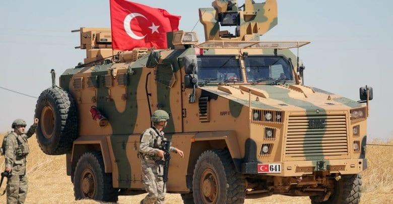 العدوان التركي