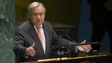 Photo of UN chief warns may not have enough money to pay staff next month