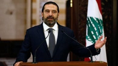Photo of Lebanese PM Hariri gives 'government partners' 72 hours to back reforms