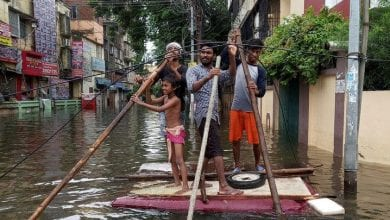 Photo of Deaths from heavy monsoon rise to nearly 140 in eastern India