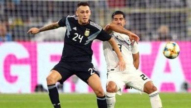 Photo de Le match entre l'Allemagne et l'Argentine s'est terminé par un match nul (2-2)
