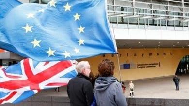 Photo de Un accord sur le Brexit, le  DUP et le chef du Parti travailliste le refusent