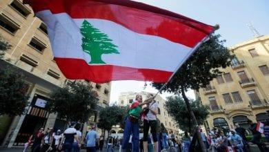 Photo of Lebanon rocked by vast protests demanding resignation of Hariri government