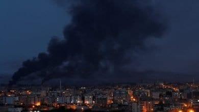 Photo de Les  kurdes  ont accusé  la Turquie d'utiliser des armes chimiques