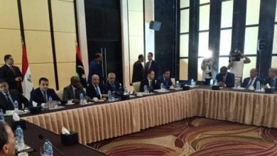 Photo of Egypt hosts meeting of Libyan lawmakers to unite settlement efforts
