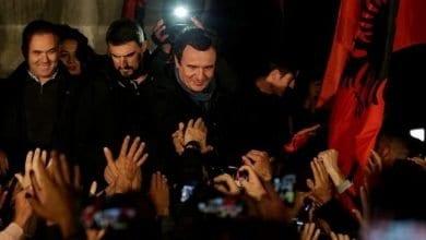 Photo de L'opposition kosovare en tête des résultats des élections législatives