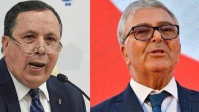 Photo de Tunisie: les ministres de la Défense et des Affaires étrangères limogés