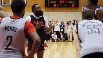 Photo of 'We love China': Rockets' Harden 'sorry' over GM's Hong Kong tweet