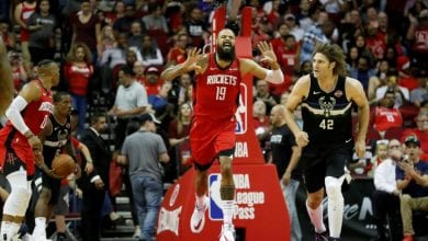 Photo of China's Tencent cuts Rockets from NBA streaming schedule