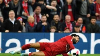 Photo of Liverpool's Salah escapes with twisted ankle – reports