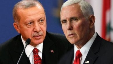 Photo of Pence and Pompeo to Push Erdogan for Pullback From Syria