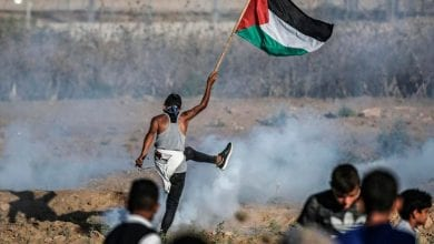 Photo of Palestinian martyr killed by Israeli fire in border clashes: Gaza ministry