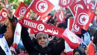 Photo de Faible participation aux élections législatives tunisiennes