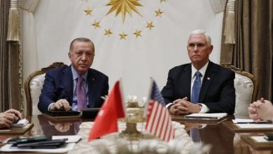 Photo of Pence Says Turkey Has Agreed To Suspend Its Incursion Into Syria
