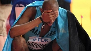 Photo of Gardiner dedicates 400m world title to hurricane-hit Bahamas