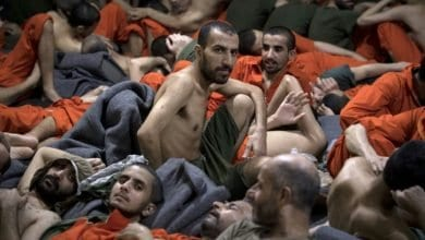 Photo of Bursting at the seams: inside an IS prison in Syria