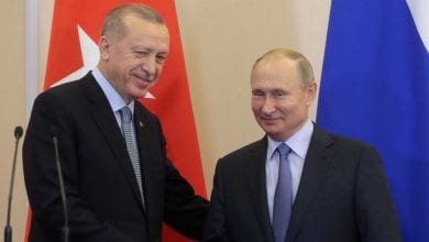 Photo of Russia and Turkey agree to share control of northeastern Syria