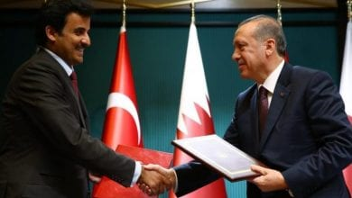 "Photo of Because of it's position of Turkish aggression :  Huge pressure to remove Qatar from ""Arab League"""