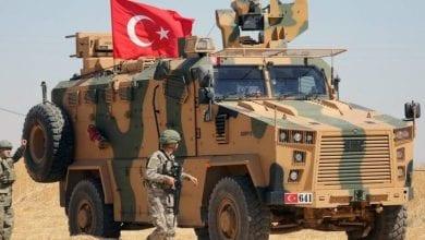 Photo de La Turquie a capturé 18 personnes des forces du Régime syrien