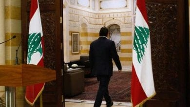 Photo of Lebanon's Prime Minister Hariri Resigns After Weeks Of Protests