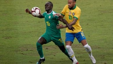 Photo de Le match entre le Brésil et le Sénégal s'est terminé 1-1