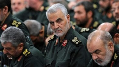 Photo of Iran's IRGC intelligence says it foiled plot to kill Quds Forces chief Soleimani