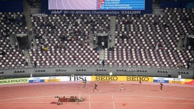 Photo of 'The stadium was empty': World Athletics Championships marred by tiny crowds
