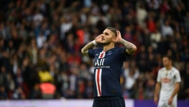 Photo of Icardi scores first Ligue 1 goal as PSG cruise past Angers