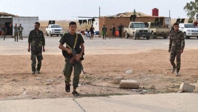 Photo of Syrian government forces enter the boder town of kobani: Monitor