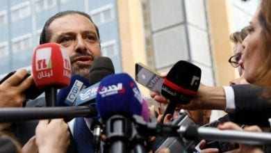 Photo de Saad Hariri dirige un gouvernement s'il inclue des technocrates