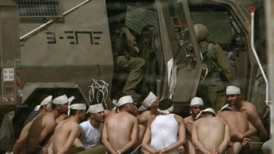 Photo of 95% OF PALESTINIAN PRISONERS TORTURED AS SOON AS THEY ARE ARRESTED