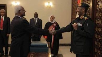 صورة النائب العام في السودان يتعهد بالتحقيق في كافّة جرائم تنظيم الإخوان