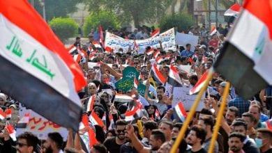 صورة تنسيقيات العراق تدعو لمظاهرات في كل المدن اليوم الجمعة
