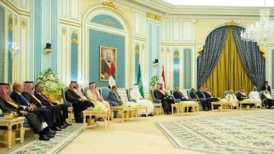 صورة ترحيب اقليمي ودولي باتفاق الرياض الخاص بين الحكومة اليمنية والمجلس الانتقالي الجنوبي