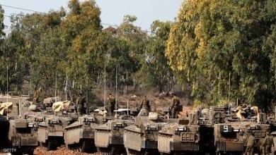 صورة وزير اسرائيلي: إسرائيل تجري استعدادات من أجل توسيع الهجوم العسكري على غزة