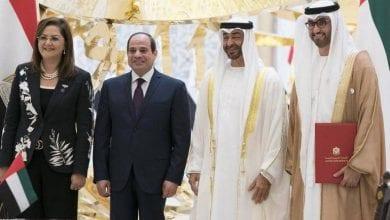 صورة منصة استثمارية إستراتيجية مشتركة بين الإمارات ومصر بقيمة 20 مليار دولار