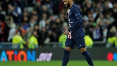 صورة إيمانويل بوتي: نيمار لا يحترم ناديه أو مشجعيه