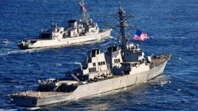 صورة البحرية الأميركية تنوي طرد أحد جنودها بشكل مخالف لرغبة ترامب