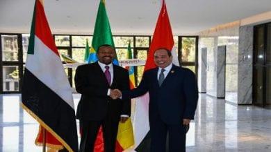 صورة بيان مشترك لمصر وأثيوبيا والسودان يؤكد التزامهم بالوصول لاتفاق شامل بشأن سد النهضة