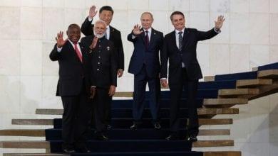 صورة مجموعة البريكس تؤكد التزامها القوي بسيادة واستقلال سوريا