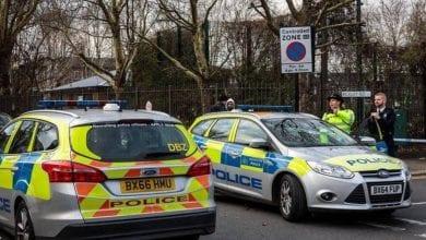 صورة عملية طعن في لندن ومقتل المنفذ