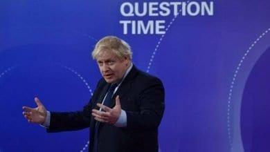 صورة جونسون يؤكد إلتزام بريطانيا بالاتفاق النووي مع إيران ويدعو إلى انهاء المواجهة بين طهران وواشنطن